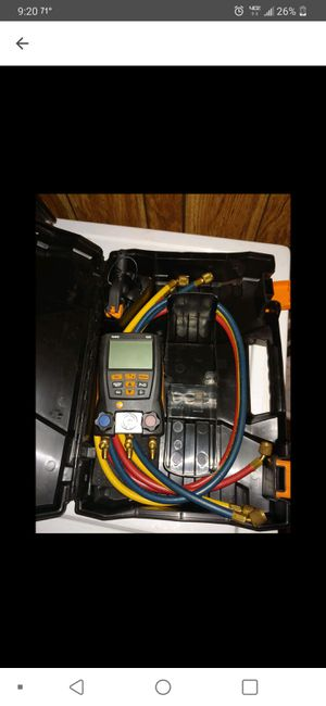 Digital freon guages for Sale in Wilmer, AL