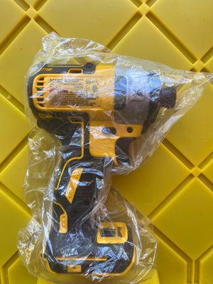 DeWalt Cordless Impact Driver for Sale in French Camp, CA