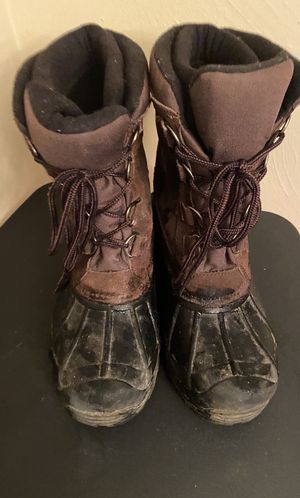 Mens Size 10 Insulated Work Boots for Sale in Aliquippa, PA
