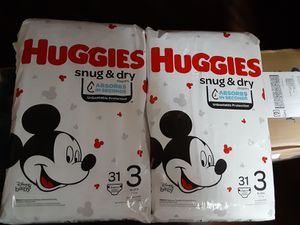 Huggies for Sale in Mesquite, TX