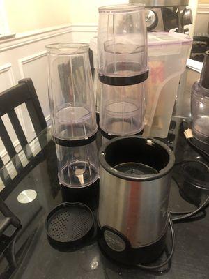 Blender 5 cups 2 heads for Sale in El Monte, CA