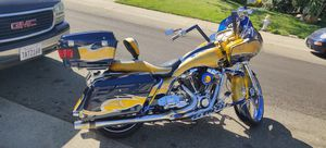 2005 road glide rims music barz clean title 10kobo for Sale in Oakland, CA