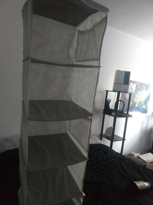 5-Cube Hanging Organizer for Sale in Queens, NY