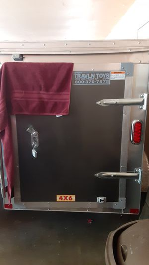 Enclosed trailer for Sale in Salida, CA