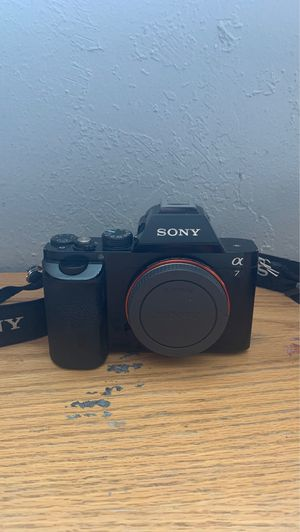 Sony A7 ! for Sale in Martinez, CA