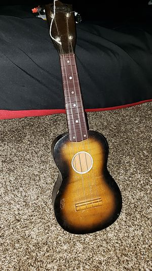 Ukelele with case for Sale in Swansea, IL