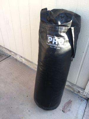 PRO punching bag for Sale in Las Vegas, NV