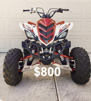 ✅Ask for 💲 800 urgentl 2008Yamaha Raptor700rr for Sale in Gulfport, FL