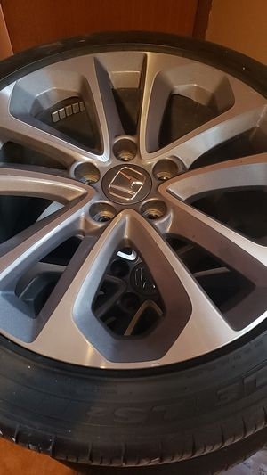 Honda rims new wheels 18, for Sale in Reading, PA