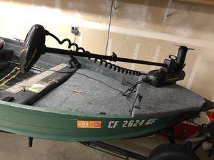 Aluminum boat for Sale in Merced, CA