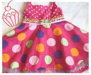 Little Lass Polka Dot Dress *2t for Sale in Gresham, OR