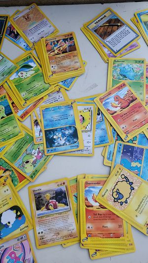 Pokemon Cards (100) for Sale in Fife, WA