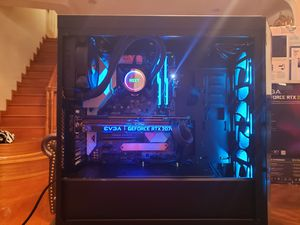 new gaming pc all parts are new 1800 for Sale in Queens, NY