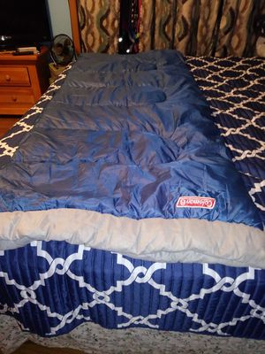 Coleman sleeping bag for Sale in Cleveland, OH