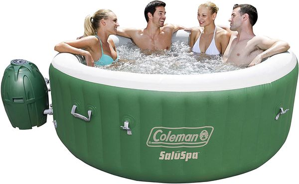 Coleman Hot Tub! Brand new in box!