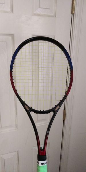 Prince tennis racket multicolor for Sale in Herndon, VA