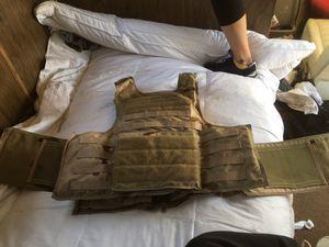 Concealable Vest (bulletproof) level 3 for Sale in SOMERTON, AZ