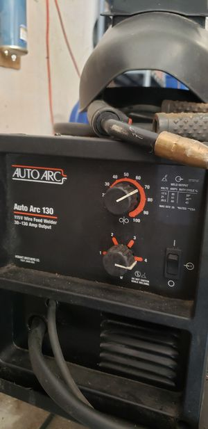 Auto ARC 130 Welder for Sale in Spring Hill, FL