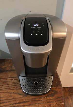 Keurig K-Elite Coffee Maker for Sale in Brooklyn, NY