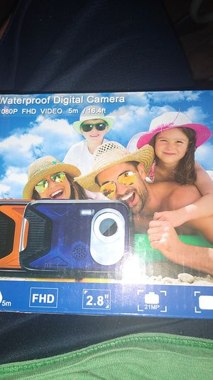 Waterproof digital camera for Sale in Pico Rivera, CA