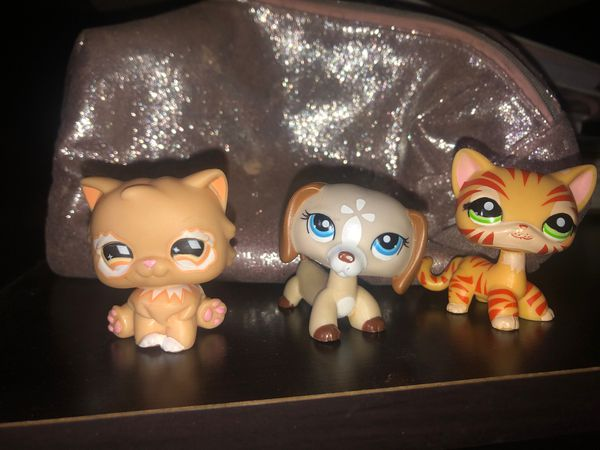 lps dog and cat lot