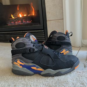 """AIR JORDAN 8 RETRO """"SUNS"""" SIZE 11 for Sale in College Park, MD"""