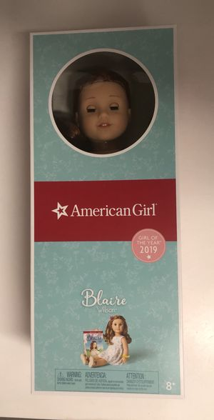 American Girl: Blaire Wilson Doll, NRFB for Sale in Clermont, FL