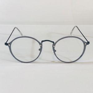Black Rimless Clear Lens Circle Glasses for Sale in Lithia Springs, GA