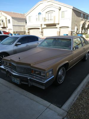 Cadillac Devill 1978 for Sale in Las Vegas, NV