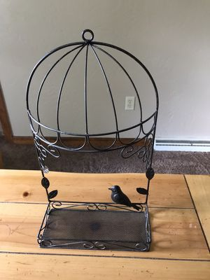 Bird cage wall decoration for Sale in Bethel Park, PA