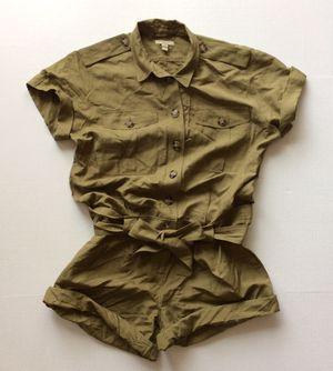 Burberry Brit Romper (silk & linen) - make an offer for Sale in Washington, DC