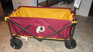 NFL Washington Redskins Adventure Utility Travel Wagon NWT for Sale in Purcellville, VA