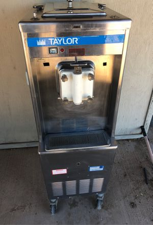Taylor Single Hopper Ice Cream Machine for Sale in Goodyear, AZ