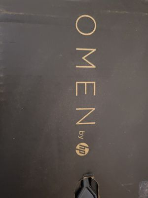 Hp omen x gaming laptop for Sale in Mercedes, TX