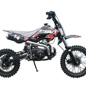 Taotao DB14 Semi-Automatic Off-Road Dirt Bike for Sale in Grand Prairie, TX