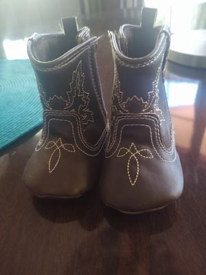 Baby boots for Sale in Rosharon, TX