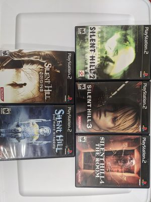 Silent Hill PS2 for Sale in Cape Coral, FL