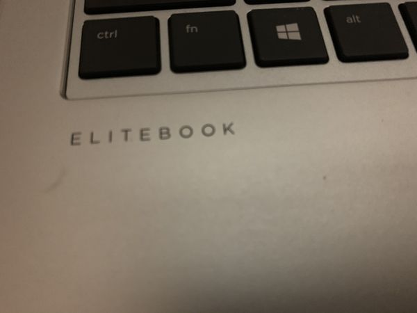 New Hp Elite Notebook