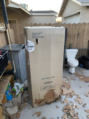 50gal water heater for Sale in Henderson, NV