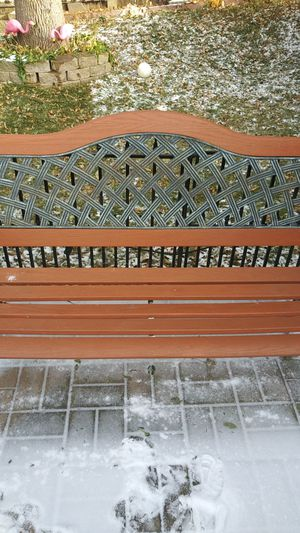 Outdoor bench for Sale in Saint Paul, MN