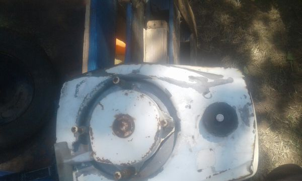 Sears&roebuck ,Ted Williams edition, 9.9hp boat motor,