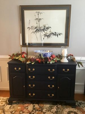 Beautiful buffet/sideboard for Sale in Sneads Ferry, NC