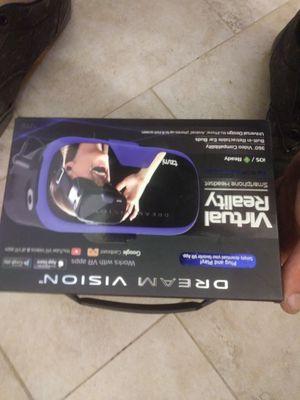 Vr smart phone headset for Sale in Lodi, CA