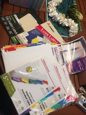 Office supplies for Sale in Woodland Hills, CA