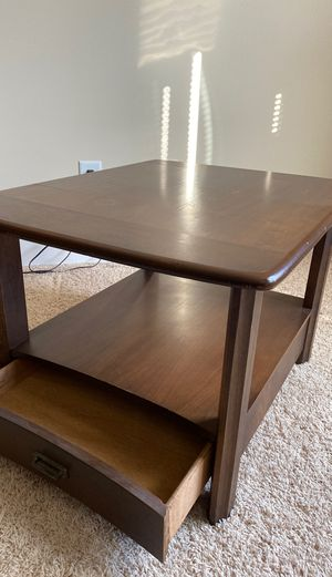 Low table with a drawer for Sale in Decatur, GA