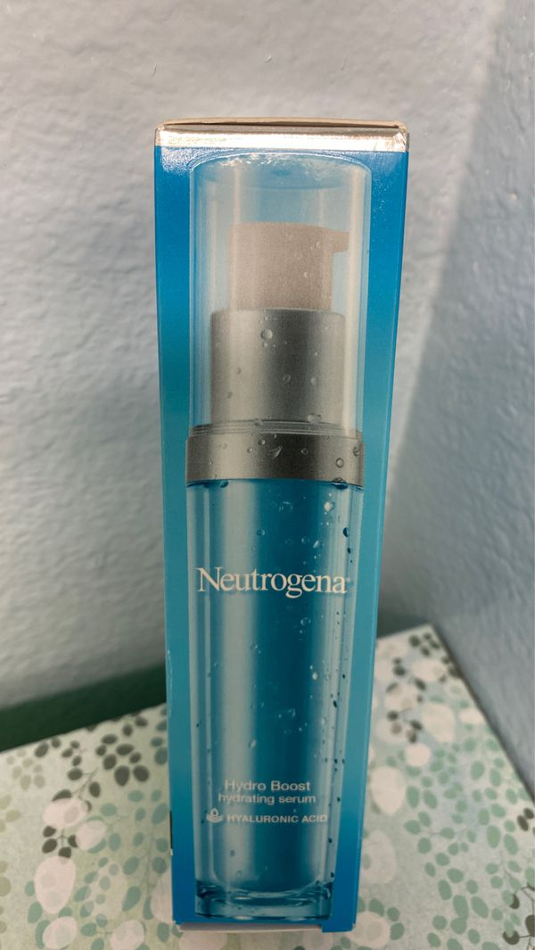 $10 NEW SEALED Hydro Boost Serum Neutrogena