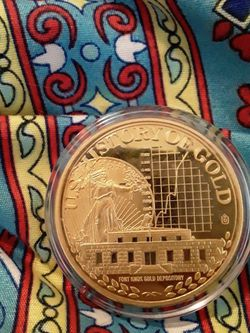 Fort Knox Gold Coin for Sale in Nashville,  TN
