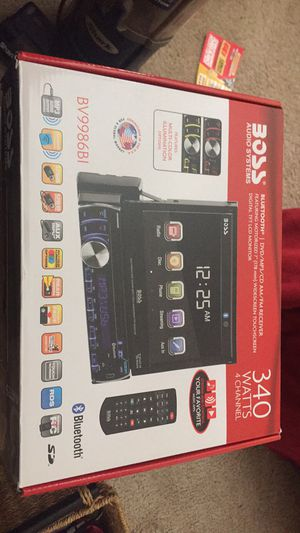 Boss Audio system for Sale in Columbus, OH