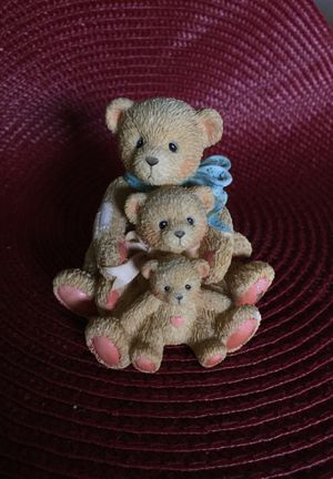 Cherished Teddies Theadore, Samantha and Tyler for Sale in Chula Vista, CA