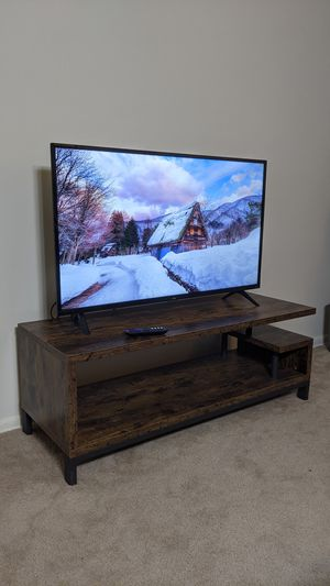 """TCL 40"""" Smart TV + TV Stand for Sale in Aspen Hill, MD"""